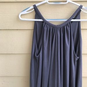 NWT Mercer & Madison Grey dress